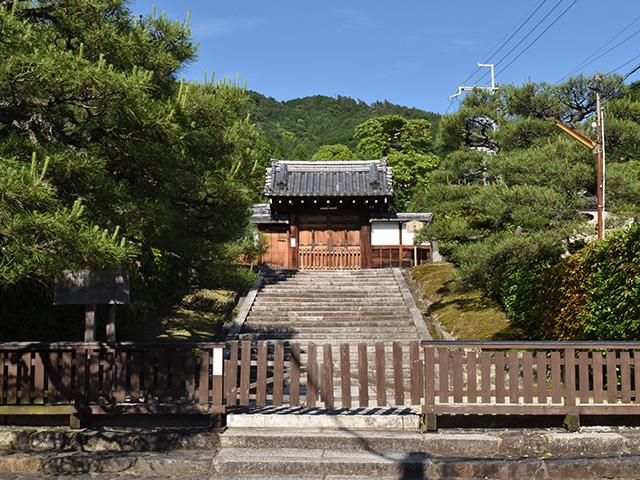 霊鑑寺(京都一周トレイル)