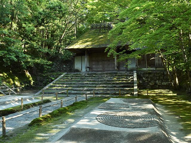 法然院(京都一周トレイル)