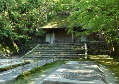 京都一周トレイル(夏の東山コース:大文字山四ツ辻~瓜生山登山口)EC