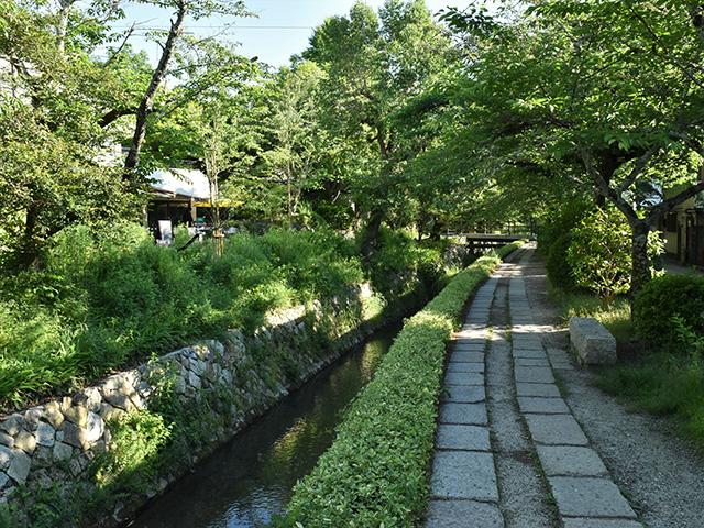 哲学の道(京都一周トレイル)