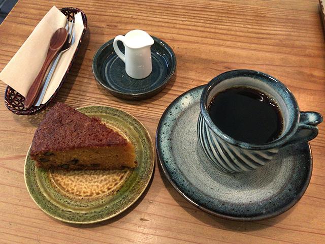 鳥の木珈琲 - コーヒーとケーキ