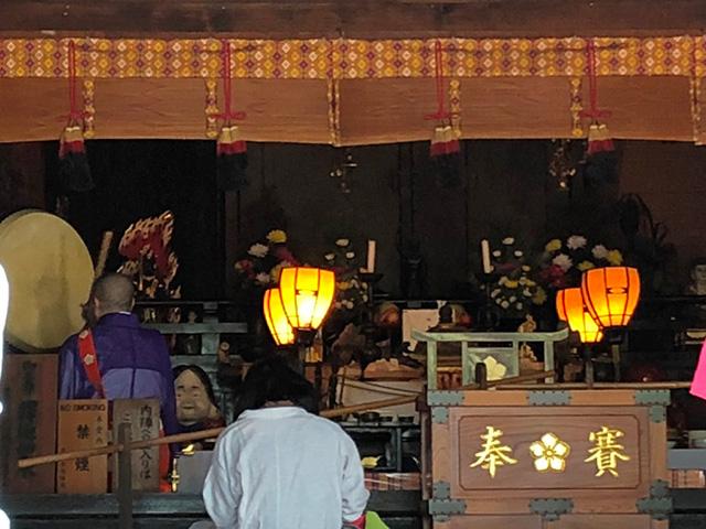 陶器供養会1(千本釈迦堂の陶器市)