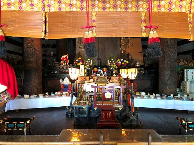 陶器供養会2(千本釈迦堂の陶器市)