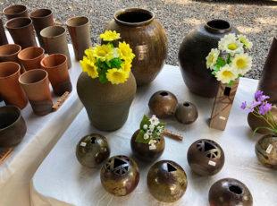 千本釈迦堂の陶器市EC