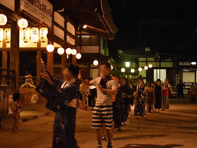 藤森盆踊りフェスティバル - 盆踊り2