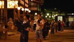 藤森盆踊りフェスティバルEC