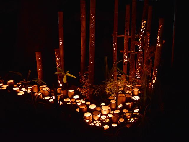 藤森盆踊りフェスティバル - 灯ろう2