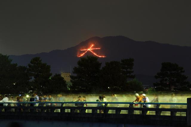 五山の送り火
