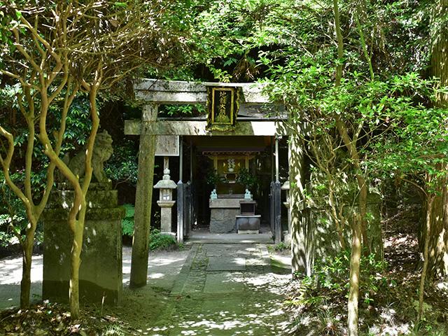 大山祇神社2(京都一周トレイル)