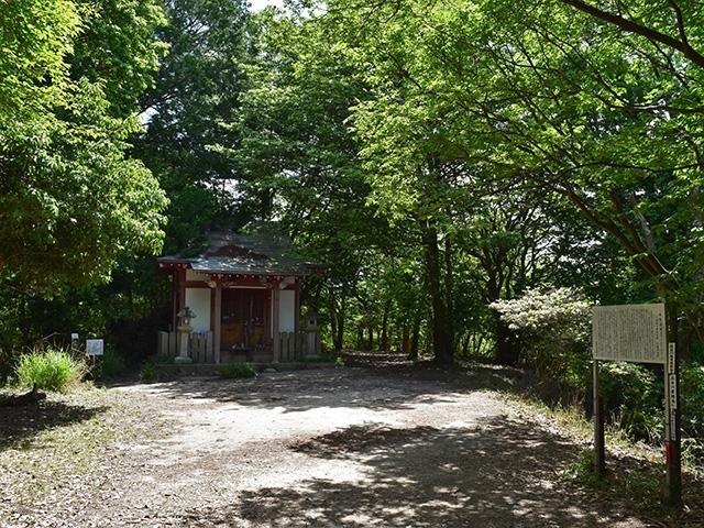 瓜生山(京都一周トレイル)
