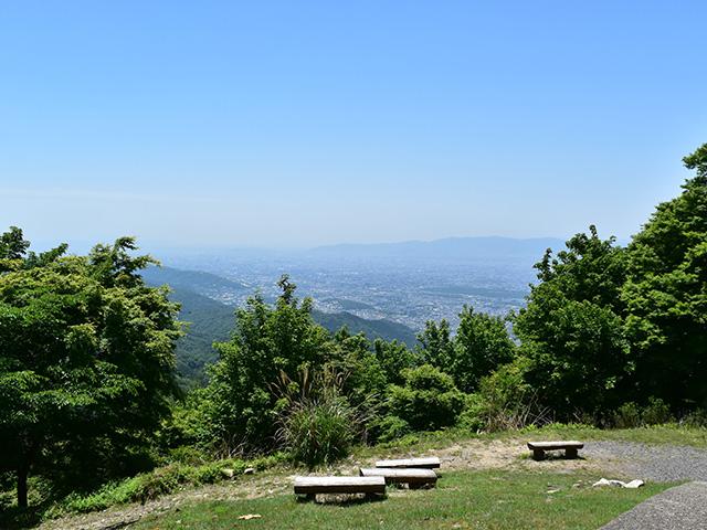 展望(京都一周トレイル)