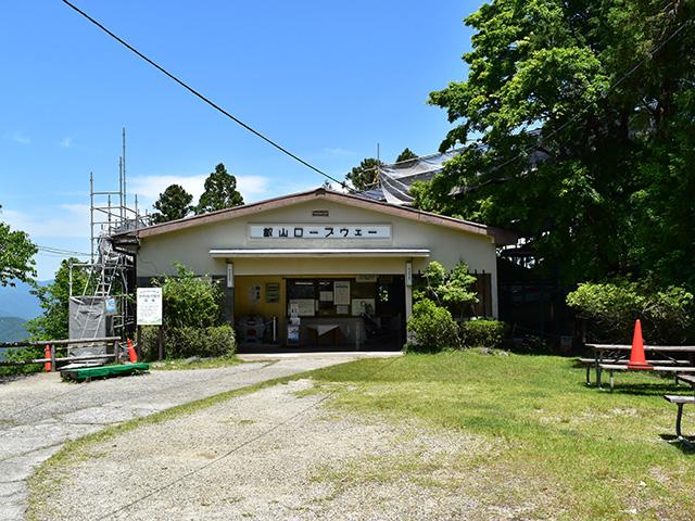 比叡山ケーブル駅 - ロープウェイ