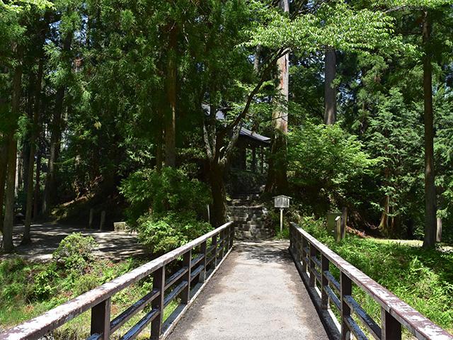 比叡山延暦寺 - 橋