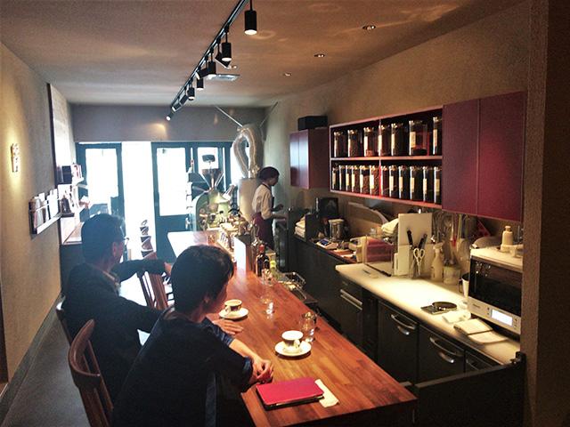 カフェ デ コラソン - 店内