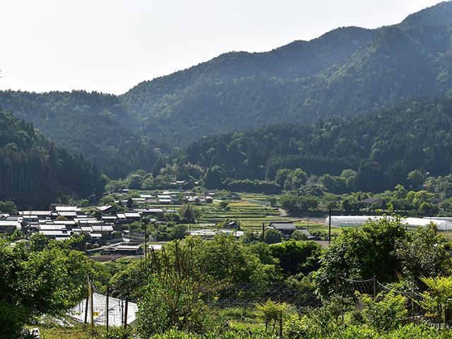 京都一周トレイル - 大原1