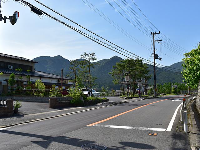 京都一周トレイル - 大原2
