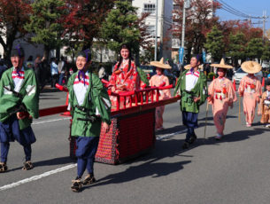 長岡京ガラシャ祭EC