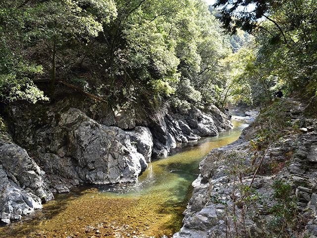 金鈴峡3(京都一周トレイル)