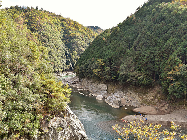 保津峡1(京都一周トレイル)