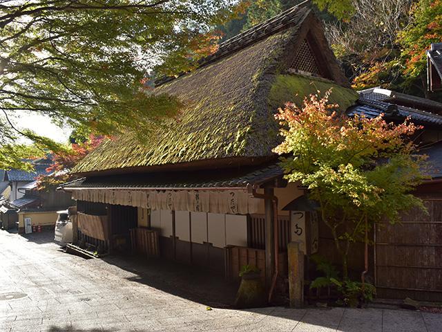 鳥居本(京都一周トレイル)