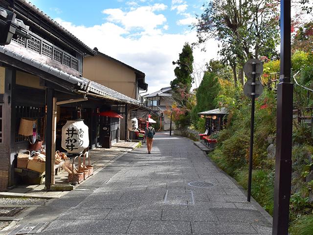 鳥居本3(京都一周トレイル Vol.11)