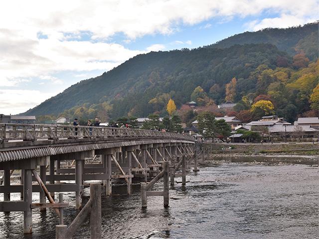 渡月橋(京都一周トレイル Vol.12)
