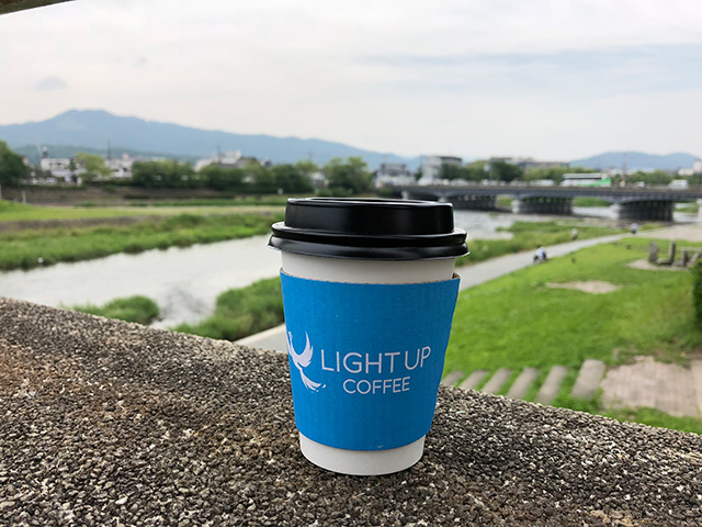 ライトアップコーヒー - KYOTO BLEND