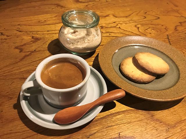 ItalGabon - コーヒーとおやつ