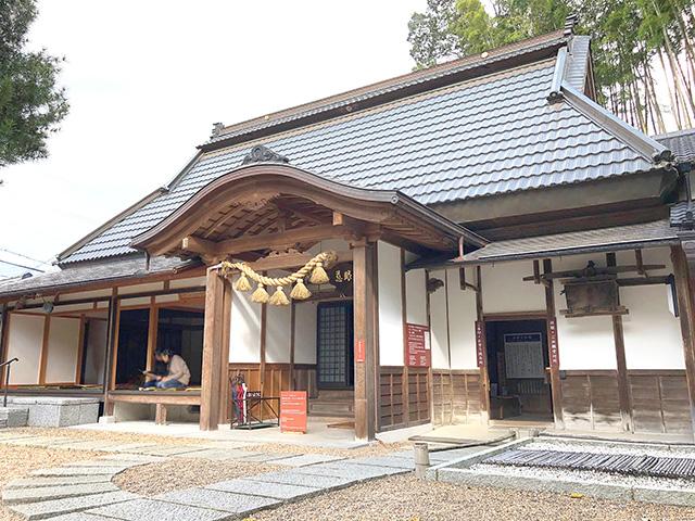 正寿院 本堂外観