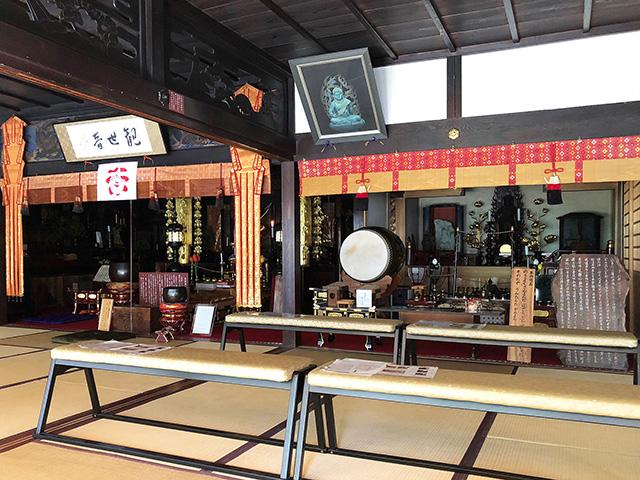 正寿院 本堂
