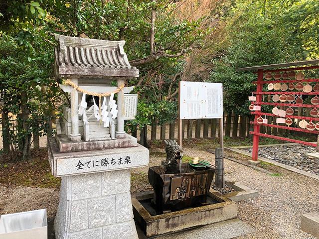 乃木神社2(伏見五福めぐり)