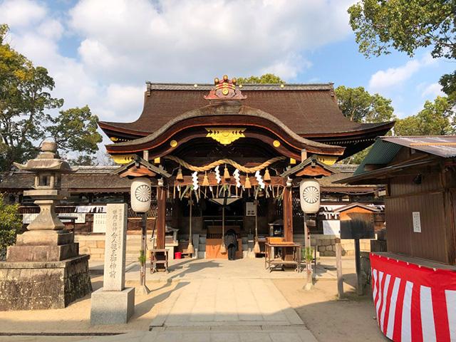藤森神社1(伏見五福めぐり)