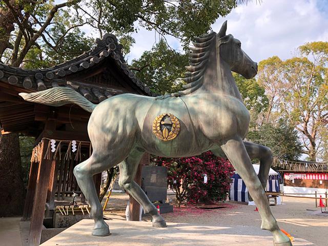 藤森神社2(伏見五福めぐり)
