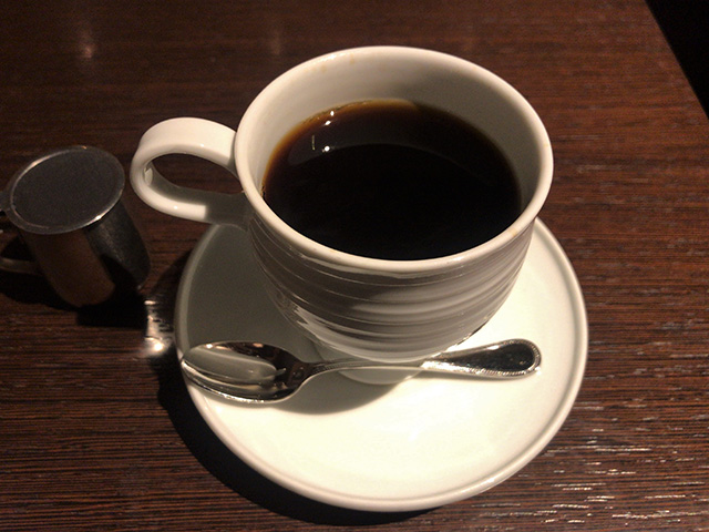 生きている珈琲 - コーヒー