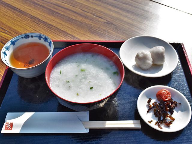 若菜粥1(西院春日神社)