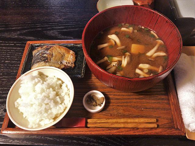糀屋café - 定食(大阪屋こうじ店)