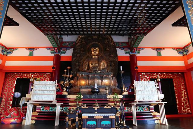 清水寺の阿弥陀