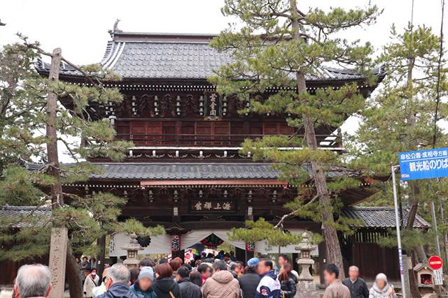 天橋立文殊堂(智恩寺)2