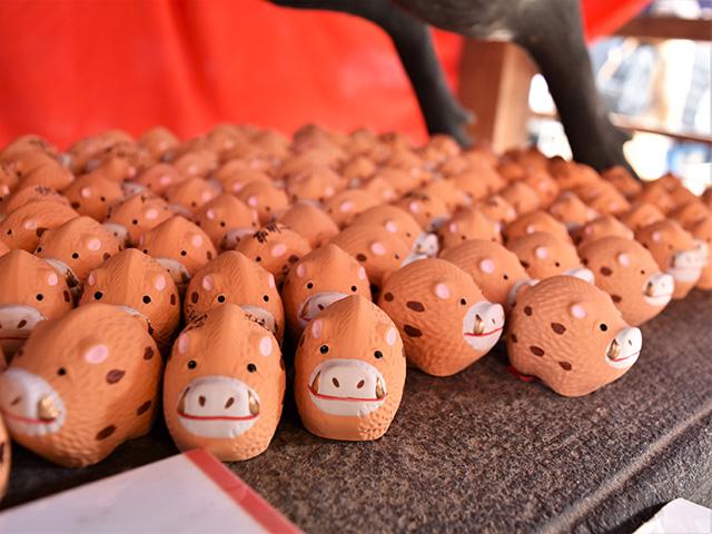 禅居庵 - 猪5