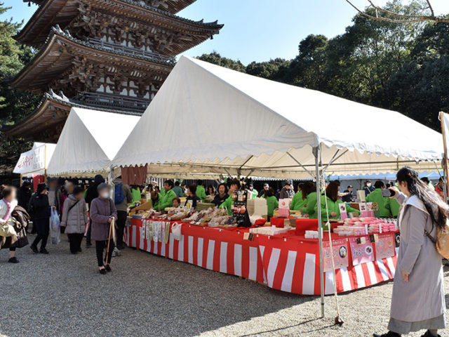 醍醐寺の五大力さん - 境内2