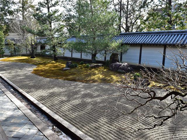 妙心寺・龍泉菴 - 庭園