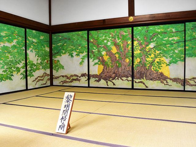 妙心寺・龍泉菴 - 障壁画1