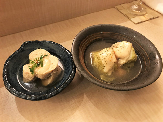嘗 - 料理2