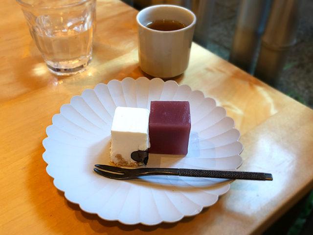 CAFÉ RESTAURANTやよい お茶漬け膳4