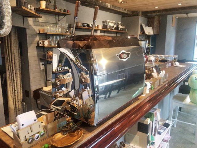 KAEru coffee - エスプレッソマシン