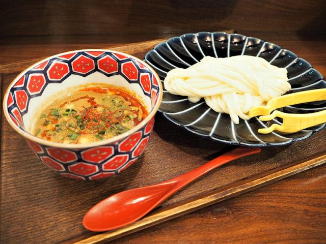 花雷 烏丸店 - ごま香る 坦々つけ麺1