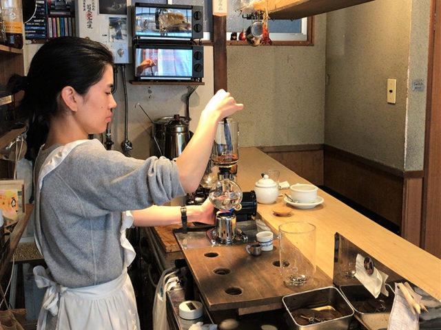 菊しんコーヒー - コーヒー1
