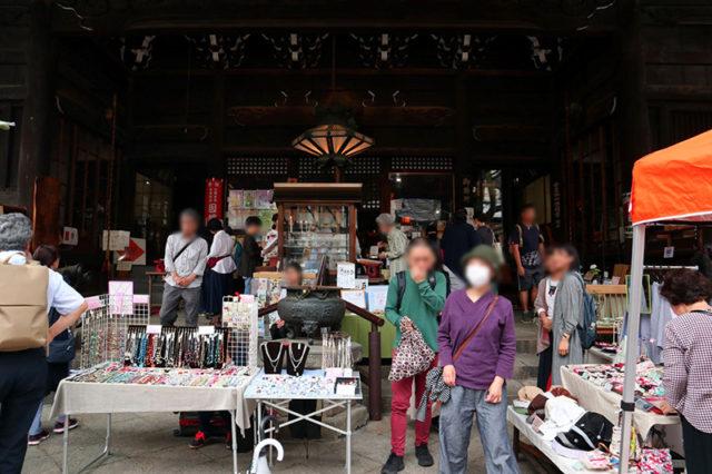 因幡堂 - 手作り市1