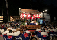 高良神社 - 太鼓まつり1