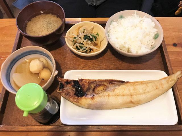 れぶんcafe - 定食1
